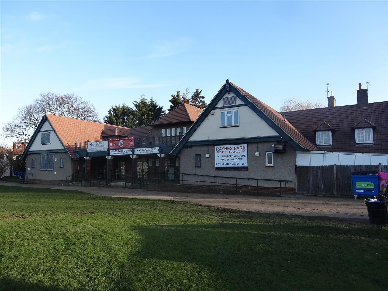 Raynes Park Sports Ground, Taunton Avenue, London - Andrew Scott Robertson